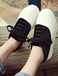 2017 calçados esportivos casuais novos do verão calçam o estudante liso das sapatas baixas da maré selvagem coreana do muffin