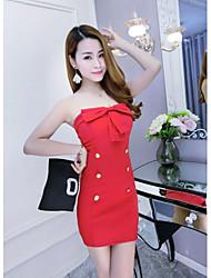 2017 знак сексуальный ночной клуб тройник платье базы юбка