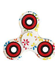 Toupies Fidget Spinner à main Jouets Tri-Spinner Plastique Métal ABS EDCSoulage ADD, TDAH, Anxiété, Autisme Pour le temps de tuer Focus