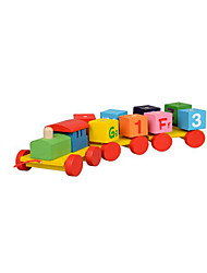 Educational Toy For Gift  Building Blocks Model & Building Toy Train 2 to 4 Years 5 to 7 Years Toys