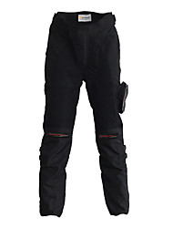 Reiten Stamm Motorradrennen lange Hosen schwarz motocross Schutz Motorrad Offroad-Hosenhose HP-02