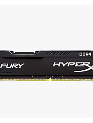 Kingston RAM 16Go DDR4 2400MHz Mémoire de bureau HX424C15FB/16 PNP