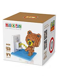 Jigsaw Puzzles 3D Puzzles Building Blocks DIY Toys Bear