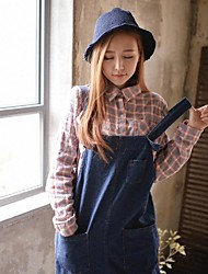 Network Diagram spring 2017 fashion new Korean Institute of wind loose and comfortable jumpsuit denim overalls