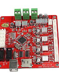 impressora acessórios placa de circuito placa de impressora 3D RepRap ramps1.4 compatível