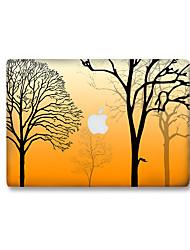 For MacBook Air 11 13/Pro13 15/Pro with Retina13 15/MacBook12 Under The Sunset Decorative Skin Sticker Glow in The Dark