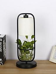 40 Moderno/ Contemporâneo Luminária de Escrivaninha , Característica para LED , com Pintado Usar Interruptor On/Off Interruptor
