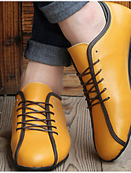 Men's Sneakers Spring Gladiator Rubber Casual Flat Heel