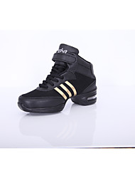 Women's/Men's Unisex Dance Shoes Dance for Sneakers/Modern Mesh fabric/ Breathable Fashion Customizable
