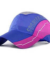 Caps Viseiras Mulheres HomensRespirável Secagem Rápida Resistente Raios Ultravioleta Anti-Irradiação Alta Respirabilidade (>15,001g)