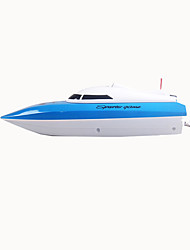 RC Boat Fishing Boat Mini RC Racing Boat Realistic High Speed Yacht Water Playing Electric Remote Control Ship Bait Boat Toy