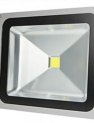 Hkv® 1шт 50w гирлянда светодиодный прожектор интегрированный светодиод 4500-5000 лм теплый белый холодный белый натуральный белый