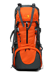 65 L Hiking & Backpacking Pack Backpack Climbing Camping & Hiking Multifunctional