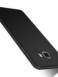 Для Ультратонкий Матовое Кейс для Задняя крышка Кейс для Один цвет Твердый PC для Samsung S8 S8 Plus S7 edge S7