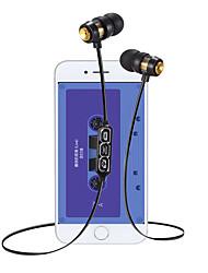 le sport et la transpiration des écouteurs stéréo HD noice souond sans fil w1 casque pour annulation casque du smartphone dans l'oreille