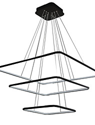 Pendant Light ,  Modern/Contemporary Traditional/Classic Vintage Retro Country Electroplated Feature for LED Silica gelLiving Room