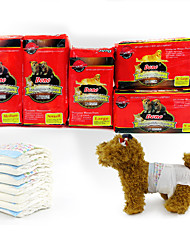 Dog Cleaning Wipes Diapers Pet Grooming Supplies Waterproof