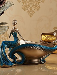 Holiday Houses Polyresin Modern/Contemporary Retro,Collectibles Indoor Decorative Accessories