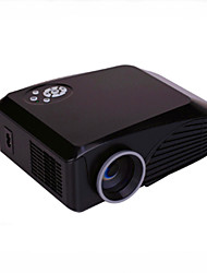 H88 HD1080P proiettore home theater 1000Lumens LED 3D AV / USB / VGA / sd