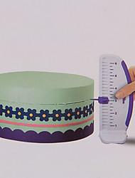 Scala per la torta per il pane Plastica Fai da te Alta qualità Ecologico