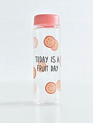 401-500ml пластик портативного движение бутылка чайника воды