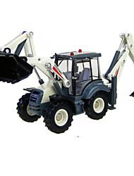 Brinquedos Modelo e Blocos de Construção Maquina de Escavar Metal ABS Borracha