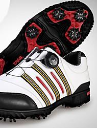 Hétköznapi cipők Golf cipők Férfi Csúszásgátló Anti-Shake Párnázás Viseletbiztos Lélegző Szabadtéri Rövidszárú GUMI Szabadidős sport