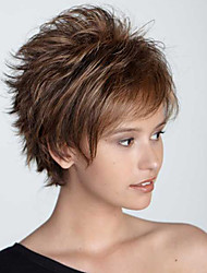 New Style  Natural Outside the Alice  Short Hair Human Hair Wig