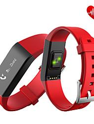 Heart Rate Wristband Fitness Tracker Smart Bracelet Bluetooth Waterproof Sleep Montior Smart Watch