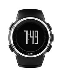 relojes de los deportes de los hombres podómetro contador de calorías relojes 50m impermeable del reloj digital EZON t029b01