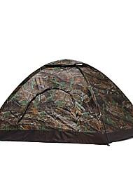 Tente Unique Une pièce Tente de camping Portable-Camping Voyage
