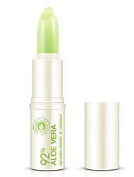 1Pcs Face Skin Care Natural Aloe Repair Lip Balm Colorless Long Lasting Lips Skin Nourishing Moisturizing Lips Care Lipsticks