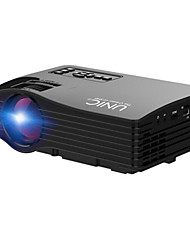 LCD VGA (640x480) Projecteur,LED 1000 Mini Portable HD Projecteur