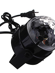 LED Stage Light Magic LED Light Ball Party Disco Club DJ Show Lumiere LED Crystal Light Laser Projector Auto Strobe
