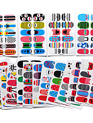 Random Mixed Delivery High Quality Nail Stickers All