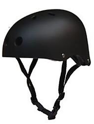 Муж. Жен. Детские Универсальные шлем Легкая прочность и долговечность Плотное облегание Простой Велосипедный спорт Восхождение