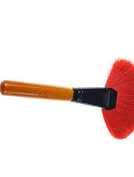 Large Fan Brush Loose Powder Brush Residual Paint Honey Paint Multipurpose Cosmetic Brush
