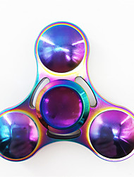 Colorful Fidget Toy Hand Spinner Long Time Rotation Funny Anti Stress Toys