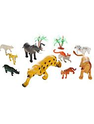 Brinquedo Educativo Modelo e Blocos de Construção Animal Plástico