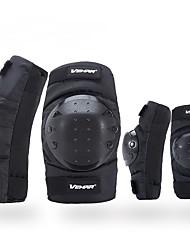 Coude de moto&Genouillères patin à roulettes planche à neige basketball kneescp sport sécurité tactique coude knee support skateboard