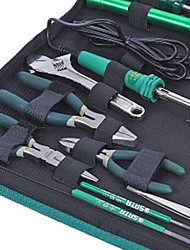 Sata 03780 Household Hand Tools Set Basic Electrical Maintenance 23 Pieces/1 Set