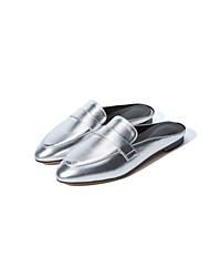 Unisex Loafers & Slip-Ons Spring Fall Slingback Club Shoes Gladiator Comfort Ballerina Couple Shoes Light Soles Customized Materials