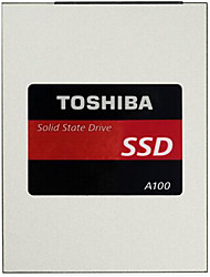 Toshiba a100 240gb lecteur d'état solide 2.5 pouces ssd sata 3.0 (6gb / s)