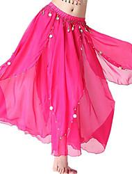 Должны ли мы танцевать брюнетку нижнего белья женщин с шифоновыми кулонными юбками на 1 часть