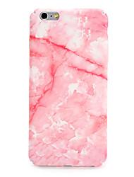 Для яблока iphone 7 7plus чехол обложка задняя обложка корпус мрамор жесткий pc 6s plus 6 plus 6s 6