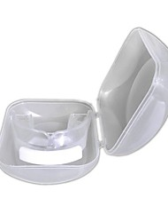 free combat boxing silicone transparent mouthguard