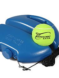 Balles de tennis- (,Plastique) -Haute élasticité Durable