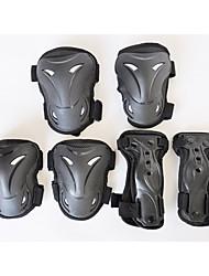 Unisex Knee Brace for Skateboarding Easy dressing Eases pain Wearproof Thickening 1 Set Sports Outdoor