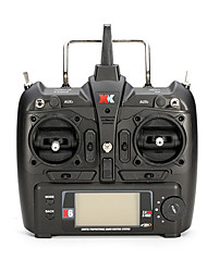 XK XK Передатчик / Пульт дистанционного управления RC Quadcopters RC вертолеты Черный Пластик ABS