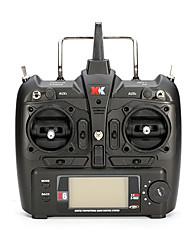 XK XK Transmitter / Fernbedienung RC Quadrocopter RC Hubschrauber Schwarz ABS